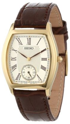 Seiko Men's SRK008 Stainless Steel Watch with Leather Band https://www.carrywatches.com/product/seiko-mens-srk008-stainless-steel-watch-with-leather-band/ Seiko Men's SRK008 Stainless Steel Watch with Leather Band