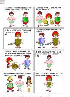 Iliade a fumetti | AiutoDislessia.net
