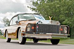 STRANGE CONCEPT CARS - 1967 MOHS - OSTENTATIENNE OPERA SEDAN!