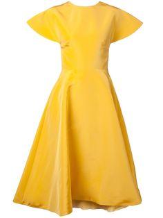 Rosie Assoulin Flared Dress - Forty Five Ten - Farfetch.com