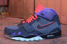 Releasing: Nike Air Trainer SC II 'Megatron'