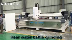 STYLECNC Marble,stone,granite basin table  CNC stone machining center