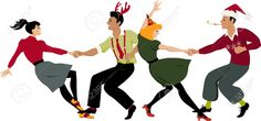 64369680-Two-couples-in-holidays-attire-and-party-hats-dancing-lindy-hop-or-swing-in-formation-vector-illustr-Stock-Vector.jpg (1300×611)