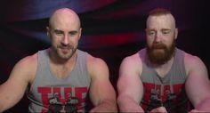 Antonio Cesaro, Wwe Sheamus, Wwe Total Divas, Undertaker Wwe, Celtic Warriors, Bald Man, John Cena, Hairy Men, Biceps