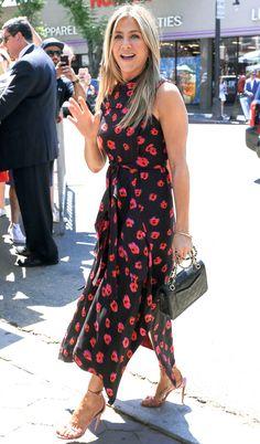 Jennifer Aniston in Proenza Schouler