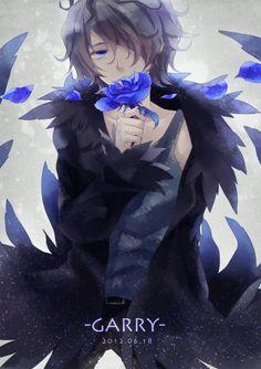Ib- Garry: The Blue Rose
