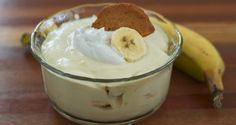 Banana Pudding Gluten Free