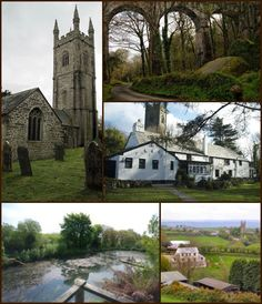 Lanlivery (Cornish: Lannlyvri) is a village and civil parish in Cornwall. The village is about 1 1⁄2 miles (2.4 km) west of Lostwithiel and five miles (8 km) south of Bodmin. The Saints' Way runs past Lanlivery. Helman Tor, Red Moor and Breney Common nature reserves lie within the parish. Other settlements: Other settlements in the parish of Lanlivery include Redmoor, Sweetshouse, Milltown and Tangier (now a suburb of Lostwithiel). The manor of Penkneth or Penknight was one of the original… Thistles, Truro, Tangier, Nature Reserve, 15th Century, Cornwall, Beautiful Homes, Ireland, Saints