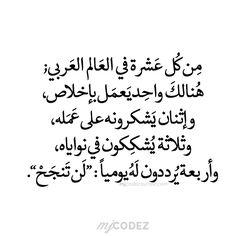 بنحبط الناجح يصير زيناا بدل ما ندعم الفاشل يصير ناجح !!