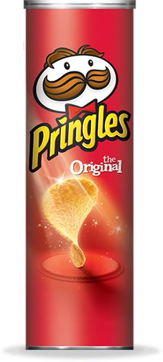 Pringles Original chips. These contain corn syrup. Stage one.