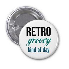 Retro Button #retro  #button