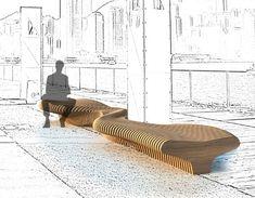 Mobiliario Urbano que se adapta al espacio público Urban Adapter es el proyecto que se adapta a su entorno en Hong Kong, este es un nuevo modelo de objetos urbanos que interactuan con su entorno.  Los creadores son Rocker Lange Architecs