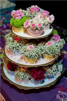 Funeral Flower Arrangements, Beautiful Flower Arrangements, Pretty Flowers, Floral Arrangements, Deco Floral, Floral Foam, Arte Floral, Floral Cupcakes, Floral Cake