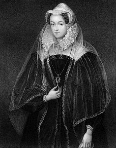 Maria Stuart ist eine der tragischen Figuren in der Geschichte von Schottland.