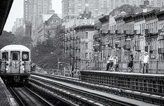 Having a call in Harlem - 125th Street (Manhattan)