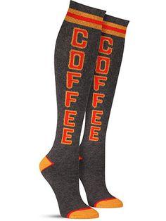 d9c1ad734 COFFEE Knee High Socks Knee High Socks