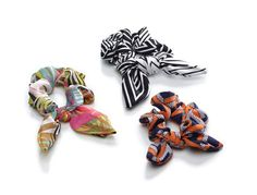 """TRIBLIVE.COM (July 27, 2014) – scünci Bowtie Scrunchies featured and photographed in a story titled, """"An '80s Survivor: Scrunchies Come Back in Style"""""""