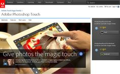 Adobe Photoshop Touch, Now Available for iPad2  http://www.sessions.edu/notes-on-design/resources/adobe-photoshop-touch-now-available-for-ipad2/