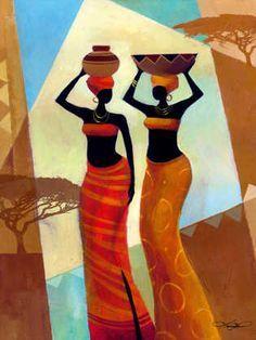 Irmãs, de Keith Mallet