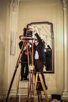 Behind the scenes of the Baker Street Irregulars 2014 Banquet