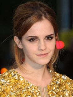 """""""I'm dealing with people's projections of me. I don't know when people look at me if they see a beautiful dress I wore on the red carpet, or all of the magic and hype of Harry Potter. They very rarely just see who I am, which is a normal, human 22-year-old girl."""" - Emma Watson"""