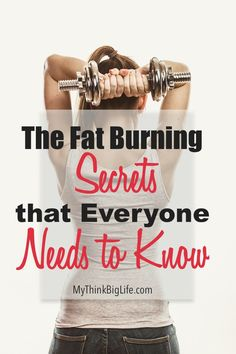 Exercise is NOT the key to fat burning. To turn your body into the FAT-BURNING machine it was meant to be, you have to understand how your body actually works.