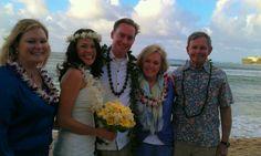 Sarah and Noah 2/20/13 Kauai Wedding Blessings