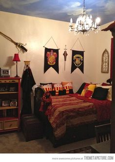 Future geek child's bedroom.  (if my kid is not a geek... i don't know what i'm going to do.)