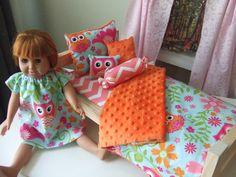 Paquete completo ( cama, colchón, juego de edredón y pijama)