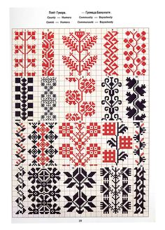 FolkCostume&Embroidery: Search results for romanian Folk Embroidery, Cross Stitch Embroidery, Cross Stitch Samplers, Cross Stitches, Folk Clothing, Le Point, Cross Stitch Designs, Perler Beads, Blackwork