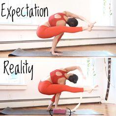 Yoga poses offer numerous benefits to anyone who performs them. There are basic yoga poses and more advanced yoga poses. Here are four advanced yoga poses to get you moving. Iyengar Yoga, Ashtanga Yoga, Yoga Inspiration, Yoga Fitness, Yoga Gurt, Patanjali Yoga Sutras, Yoga Arm Balance, Basic Yoga Poses, Different Types Of Yoga