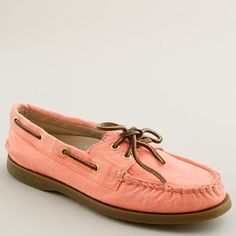 Sperries, $98