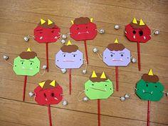 2014年2月の園だより : エンゼルハウス Diy And Crafts, Crafts For Kids, Arts And Crafts, Paper Crafts, Child Day, Infant Activities, Independence Day, Origami, Projects To Try