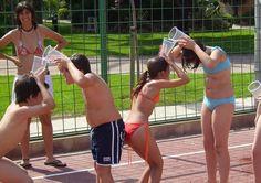 Escuela de Verano Pablo Picasso: Juegos de agua