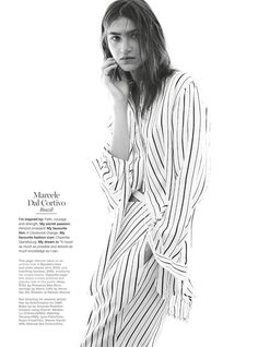 'Who's That Girl' by Nicole Bentley for Marie Claire Australia March 2015 - Page 2 | The Fashionography