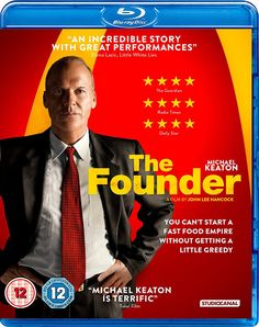 At the Movies: New acquisition: The Founder (2016)