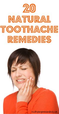 This Pin was discovered by MomPrepares. Discover (and save!) your own Pins on Pinterest. For toothaches.