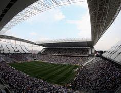 A pedido da Fifa, Corinthians x Botafogo será realizado na Arena Corinthians, no dia 1º de junho (Foto: Friedemann Vogel/Getty Images)