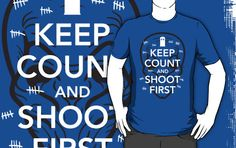 Keep Count and Shoot First by Eozen