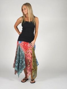 Bandana Skirt/Dress from Hip Mountain Mama