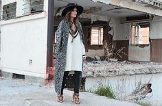 Madame de Rosa, winter fashion