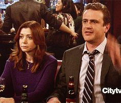 marshall eriksen & lily aldrin - how i met your mother