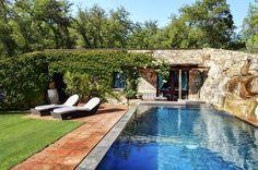 Ferienhaus in der Toskana für 2 bis 3 Personen mit Pool