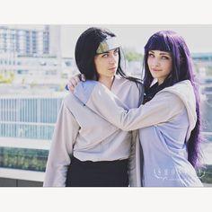 oliver_trip (@criedwolves) – Cosplay Hinata, Hyuga Neji #Naruto