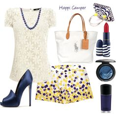 Everything's coming up Daisy's!, created by happicamper on Polyvore