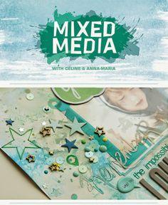 Mixed Media | A Studio Calico class
