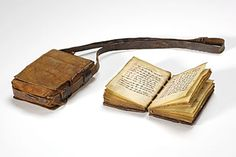 ethiopian bible case | Before Gutenberg's printing methods became widespread, all books were ...