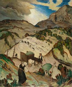 maliarstvo, datovanie: 1922, rozmer: výška 139.0 cm, šírka 116.0 cm