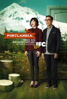 Portlandia - the coolest show you've never seen Amc Networks, Fred Armisen, Bbc America, Internet Movies, Saturday Night Live, New Shows, Movies Showing, Documentaries, Netflix