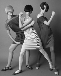 • Hair Style years '60s & '70s • Girls & women hairdo 1960 & 1970